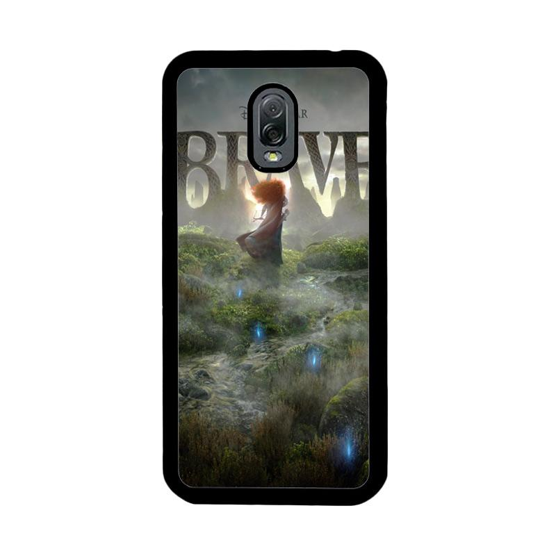 Flazzstore Brave Disney Pixar Z0253 Custom Casing for Samsung Galaxy J7 plus