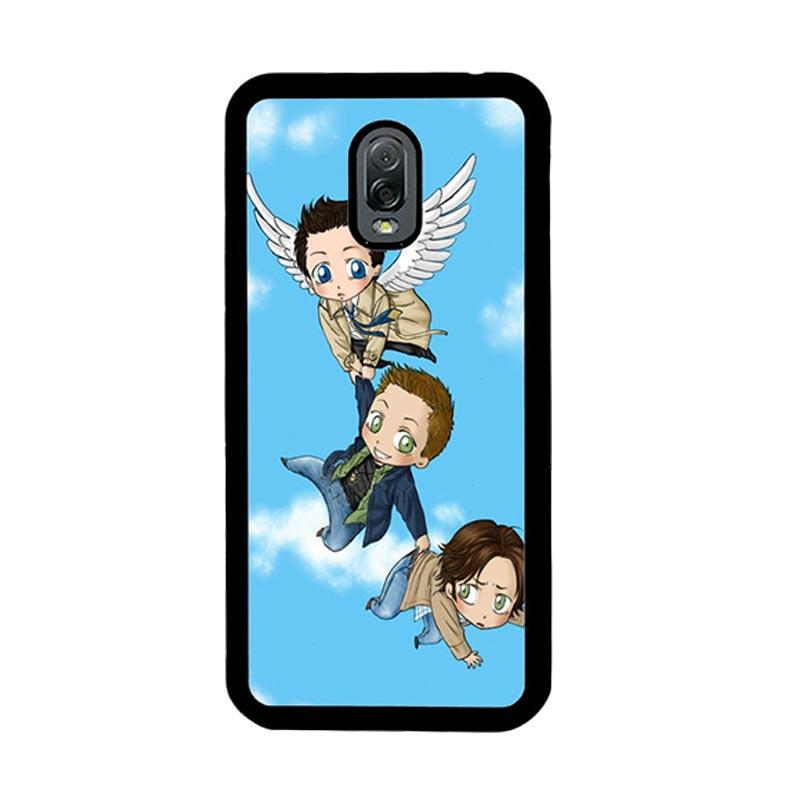 Flazzstore Supernatural Art Z0268 Custom Casing for Samsung Galaxy J7 Plus