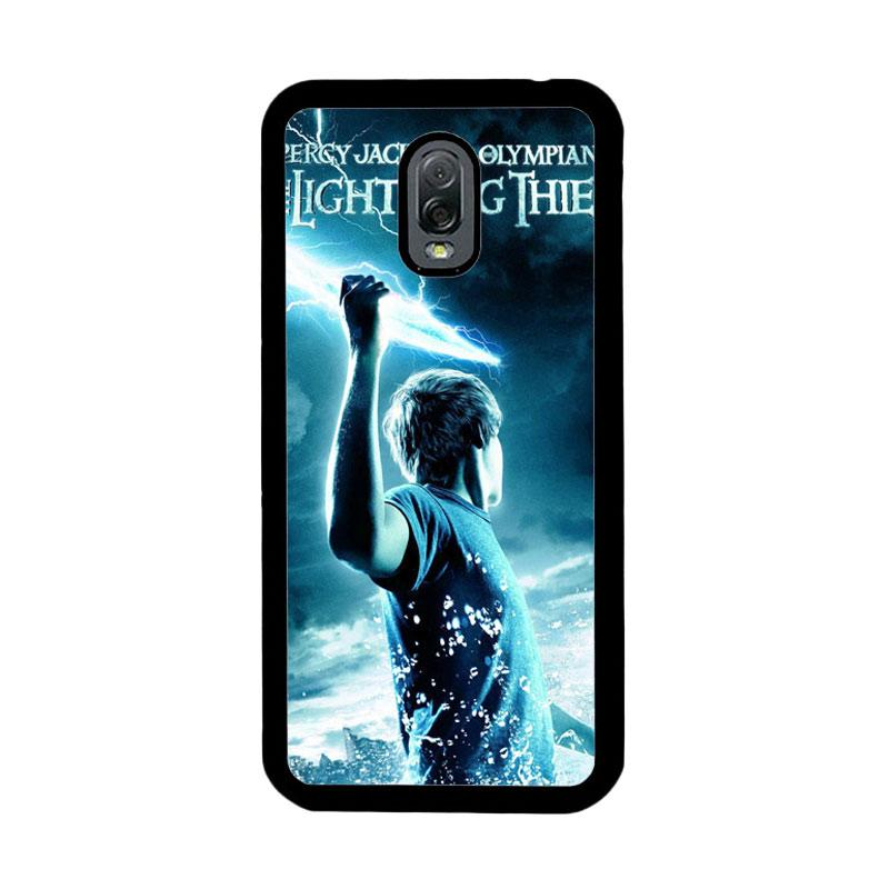 Flazzstore Percy Jackson Olympians Z0272 Custom Casing for Samsung Galaxy J7 Plus