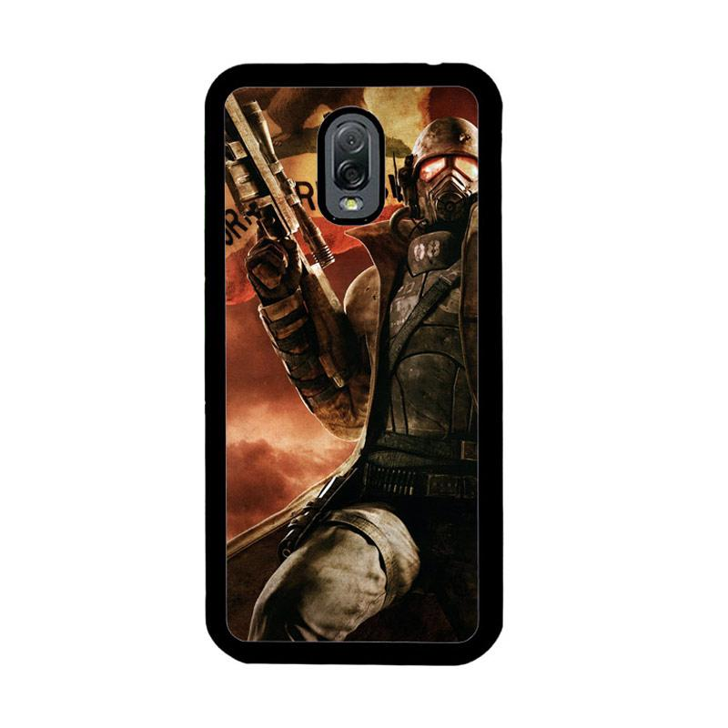 Flazzstore Fallout New California Republic Z1240 Custom Casing for Samsung Galaxy J7 Plus