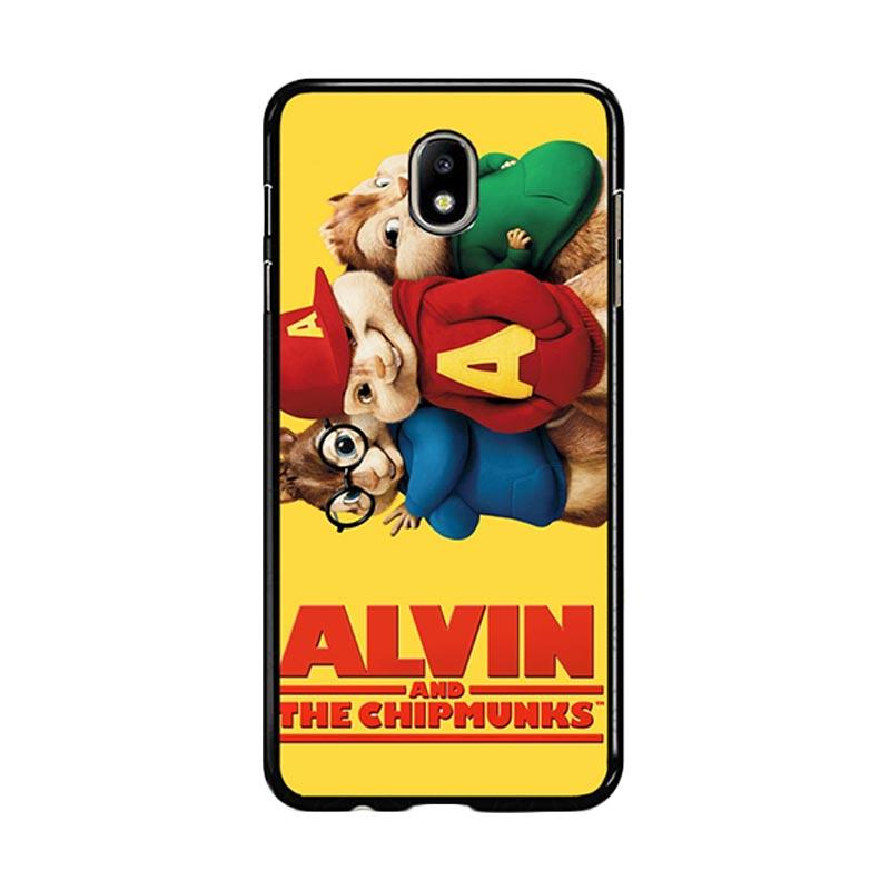 Flazzstore Alvin And The Chipmunks F0267 Custom Casing for Samsung Galaxy J7 Pro 2017