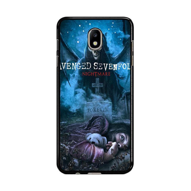 Flazzstore Avenged Sevenfold Rip Z0124 Custom Casing for Samsung Galaxy J7 Pro 2017