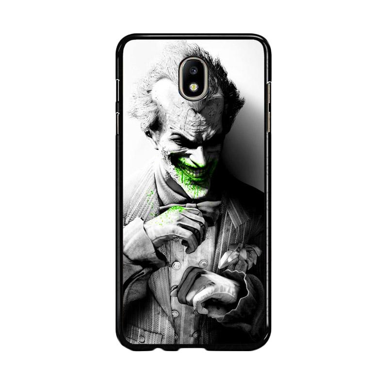 Flazzstore Batman The Joker Z0153 Custom Casing for Samsung Galaxy J7 Pro 2017