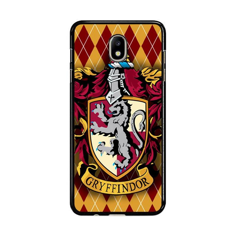 Flazzstore Harry Potter Quotes Gryffindor Z0193 Custom Casing for Samsung Galaxy J7 Pro 2017