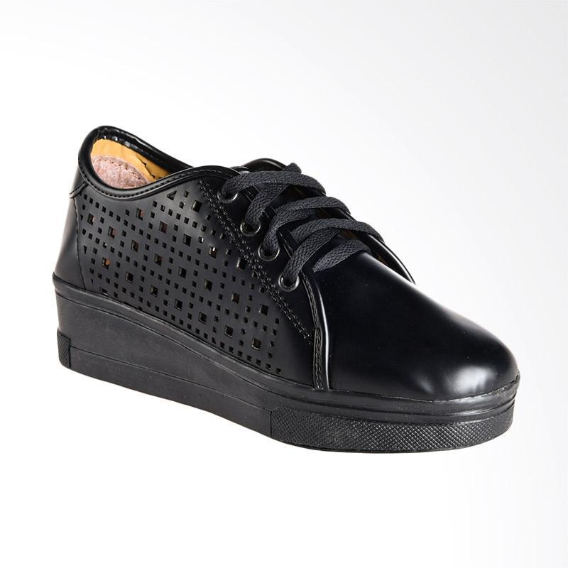 A.C.C.E.P.T Cassandra Sneaker Sepatu Wanita - Black