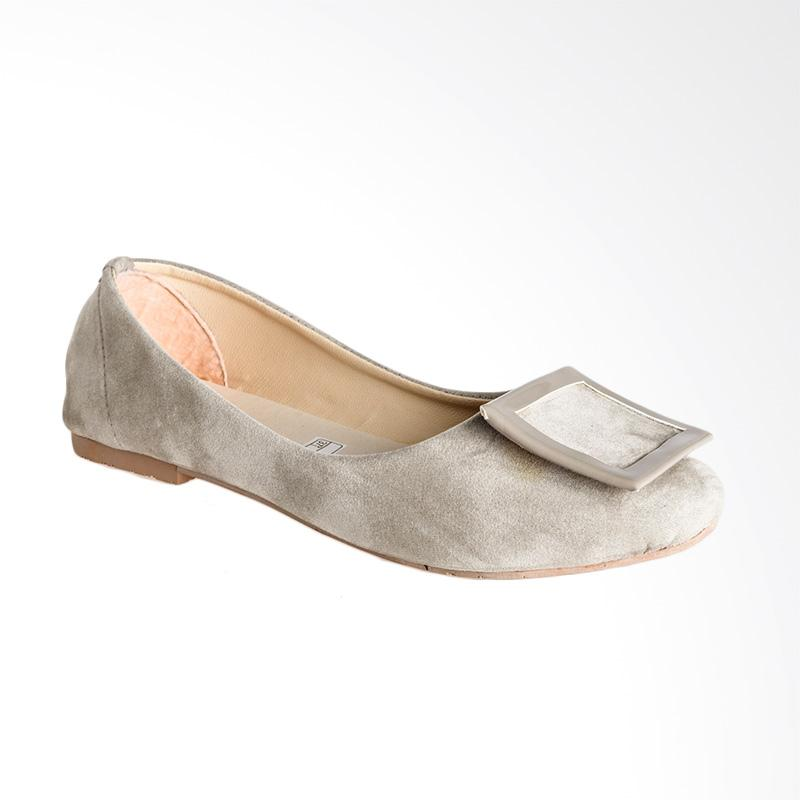 A.C.C.E.P.T. Twyla Flat Shoes - Grey