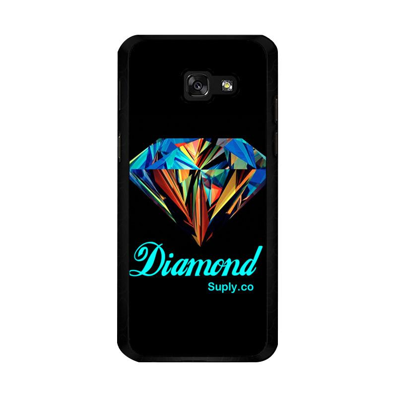 Flazzstore Diamond Supply Co F0364 Custom Casing for Samsung Galaxy A5 2017