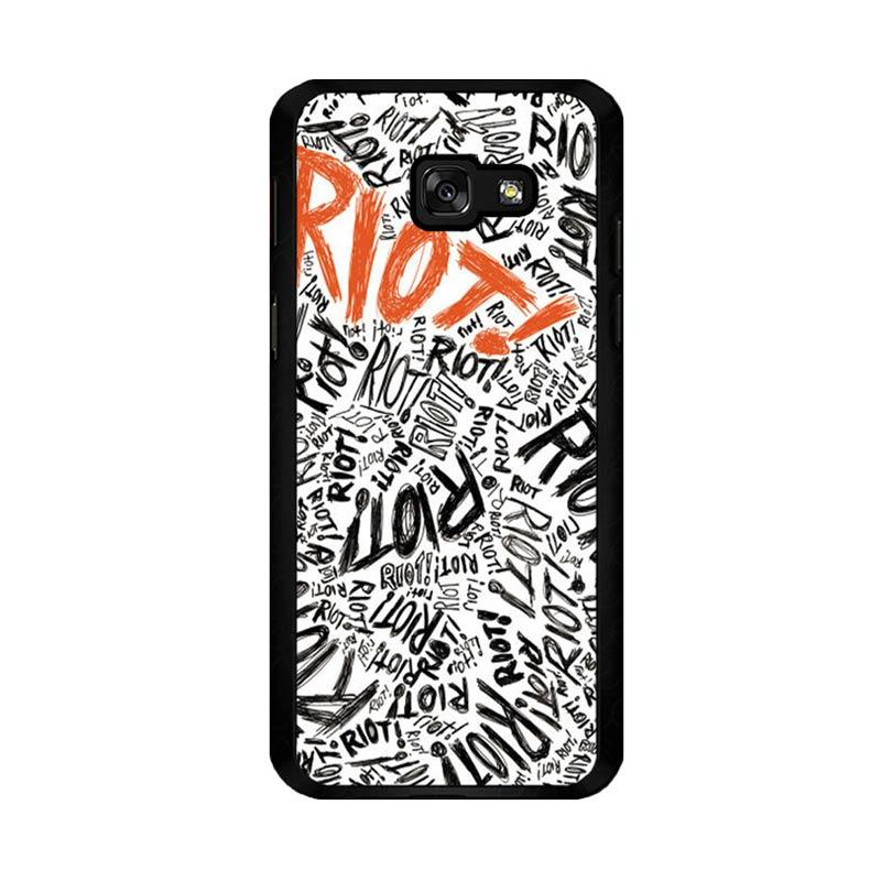 Flazzstore Paramore Riot Quote Art F0587 Custom Casing for Samsung Galaxy A5 2017