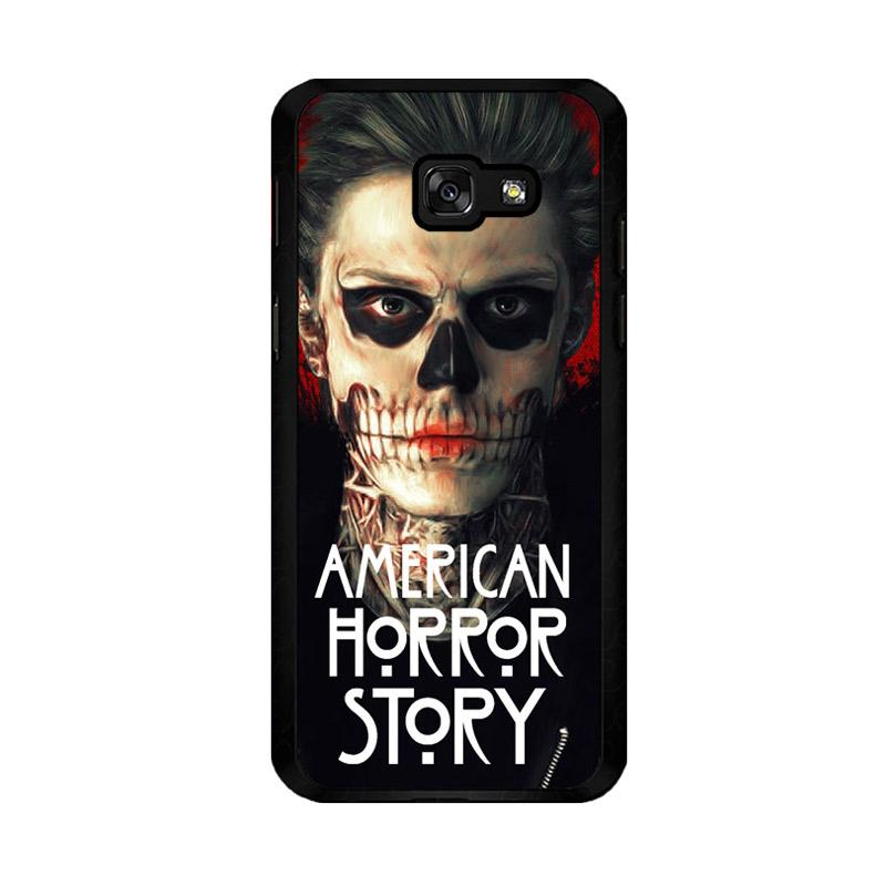 Flazzstore American Horror Story Face F0864 Custom Casing for Samsung Galaxy A5 2017