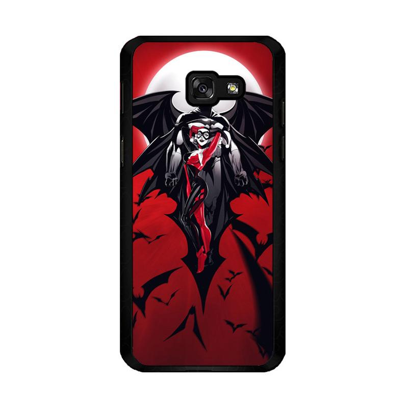 Flazzstore Batman Harley Quinn Z0068 Custom Casing for Samsung Galaxy A5 2017