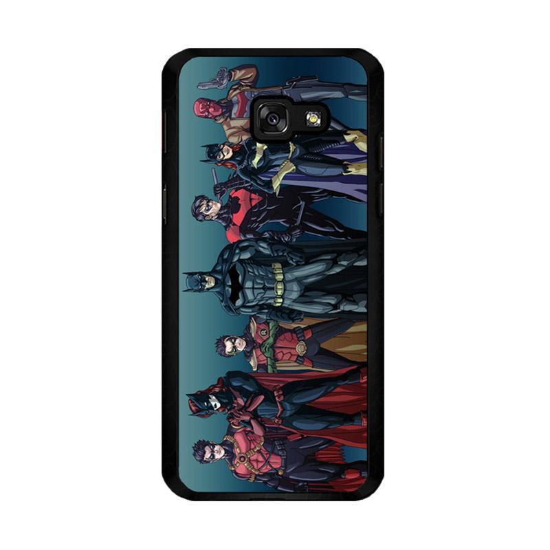 Flazzstore Batman Batfamily Z0351 Costum Casing for Samsung Galaxy A5 2017