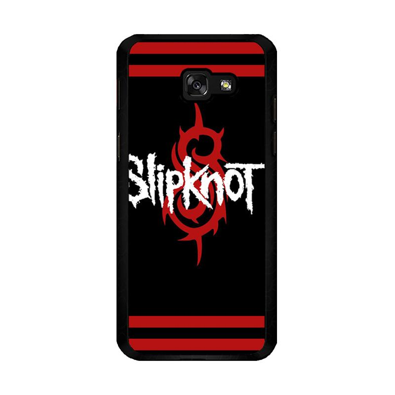 Flazzstore Slipknot Rock Band Z0370 Costum Casing for Samsung Galaxy A5 2017