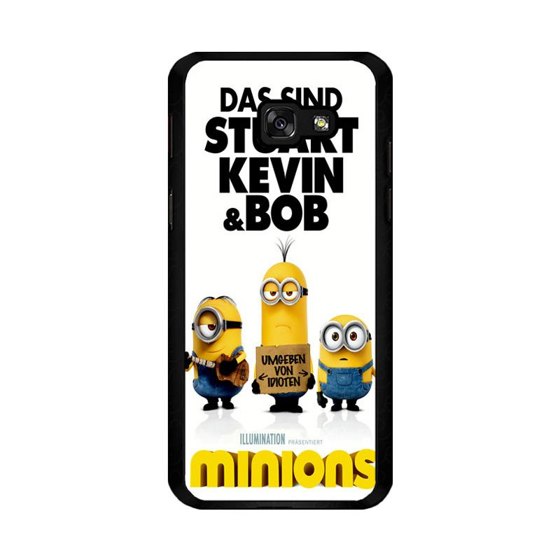 Flazzstore Minions 2 Z0460 Custom Casing for Samsung Galaxy A5 2017