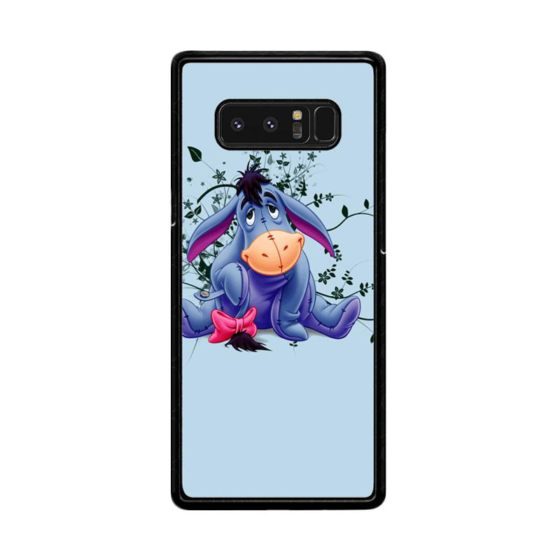 Flazzstore Eeyore Disney Z0521 Custom Casing for Samsung Galaxy Note 8