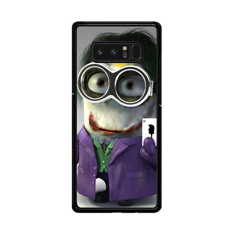 Flazzstore Minion Joker Z1425 Custom Casing for Samsung Galaxy Note 8