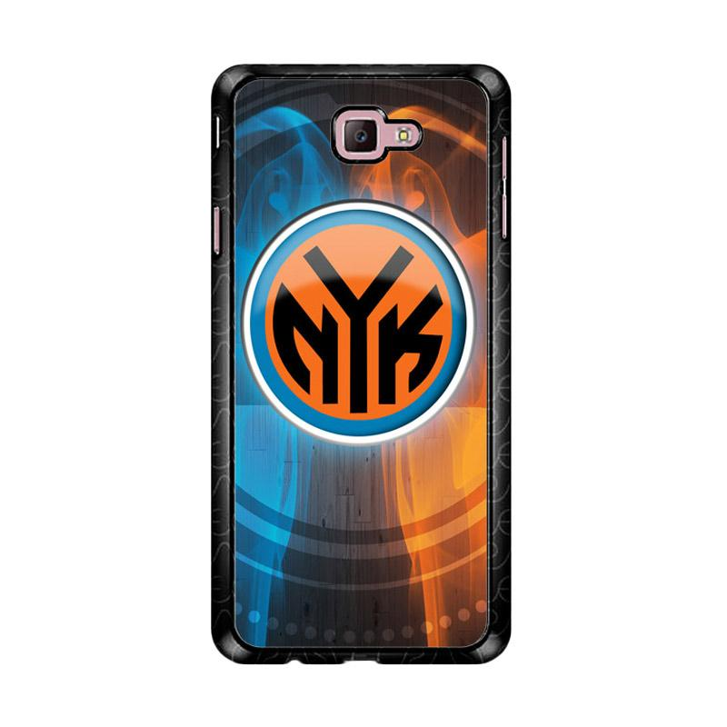Flazzstore New York Knicks Logo Z5029 Custom Casing for Samsung Galaxy J7 Prime