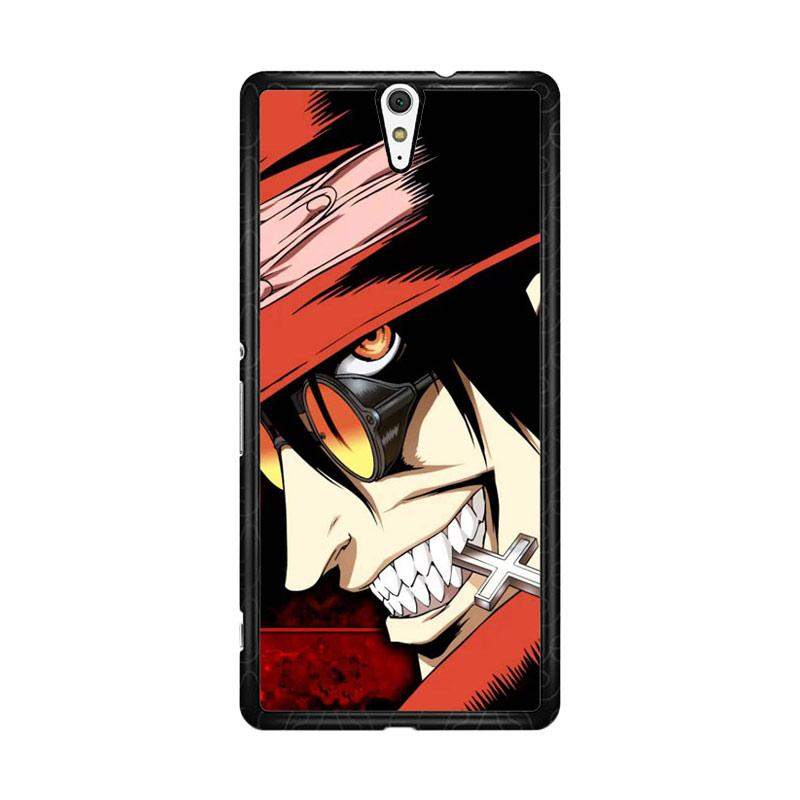 Flazzstore Hellsing Anime F0186 Custom Casing for Sony Xperia C5 Ultra