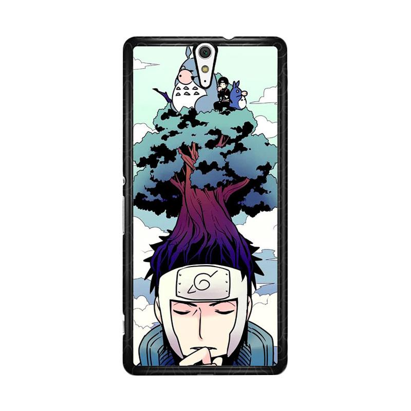 Flazzstore Neigbhor Totoro Meet Naruto Z0254 Custom Casing for Sony Xperia C5 Ultra