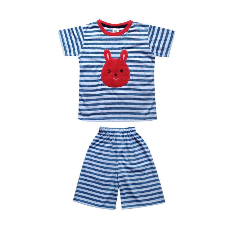 harga MacBear Bunny Wink Stripes Setelan Baju Anak Blibli.com