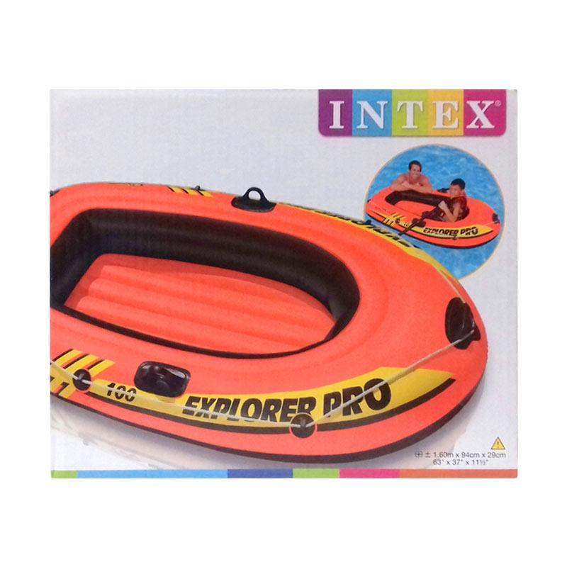 harga Intex Explorer Pro 58355 Perahu Karet Blibli.com