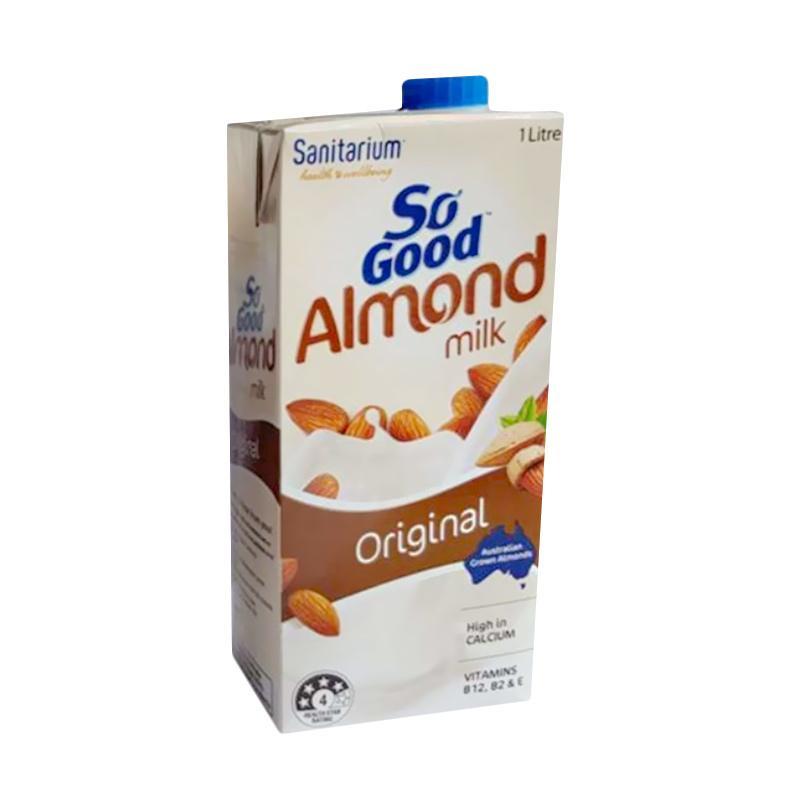 Sanitarium So Good Almond Milk Original Sweet UHT Susu [1 L]