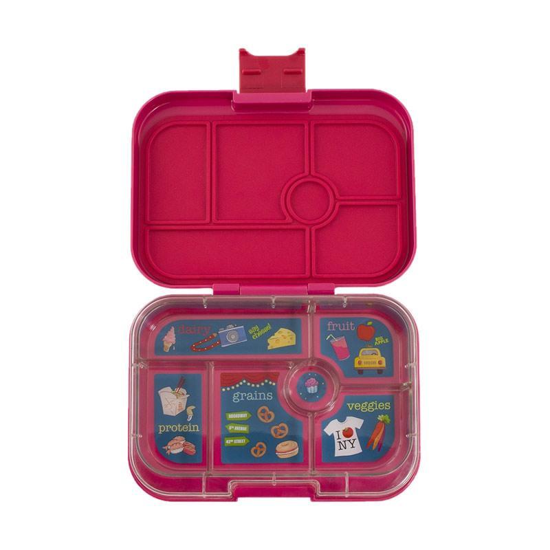 Yumbox Original Tribeca Kotak Makan Anak Pink