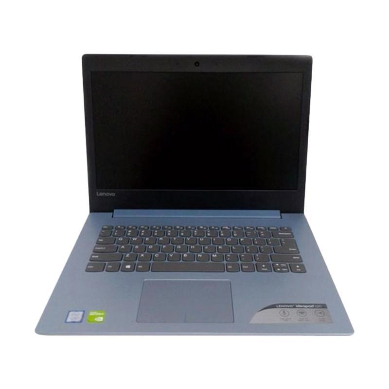 Lenovo IP320 14IKB 11SID Notebook Blue Ci5 7200U 4GB 1TB Nvidia 920MX 2GB Win 10 14 Inch