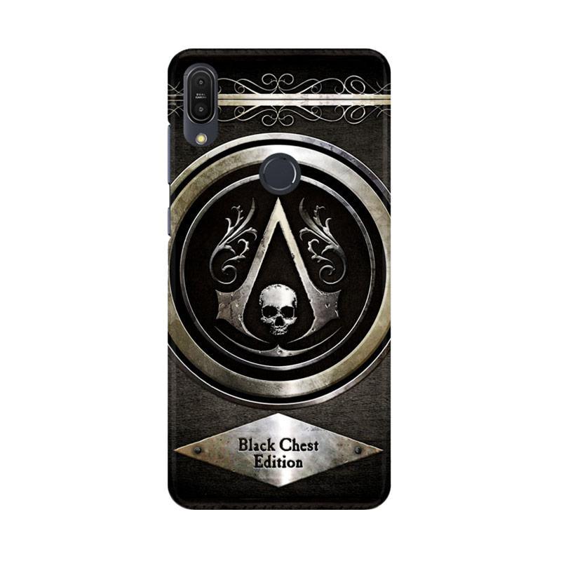 Jual Flazzstore Assassins Creed Black Flag Logo Z0067 Premium