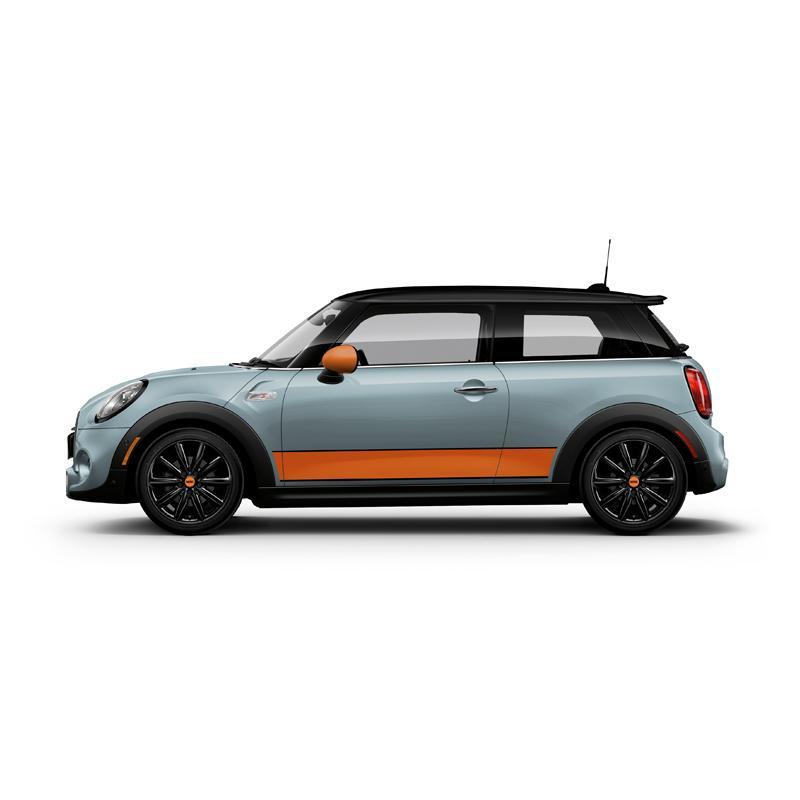 Ice Blue Mini Cooper >> Mini Cooper S 2 0 Mobil A T Ice Blue Edition