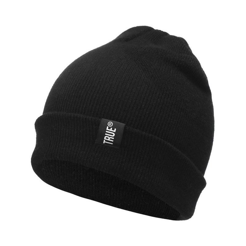 Rhodey TRUE Topi Kupluk Rajut Beanie Hat