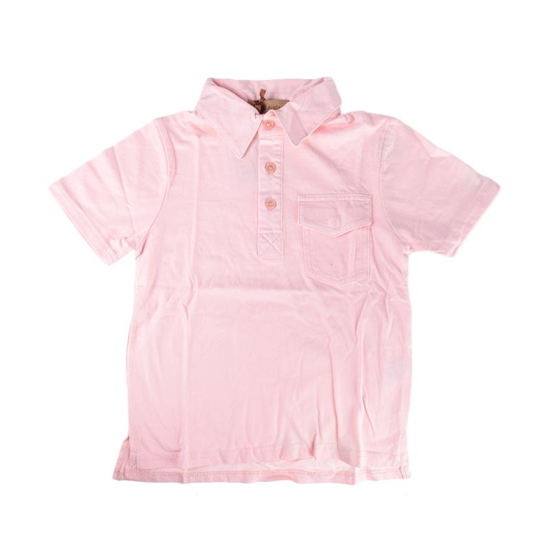 Cabriole 087 Adel & Audrey Top Shirt - Pink
