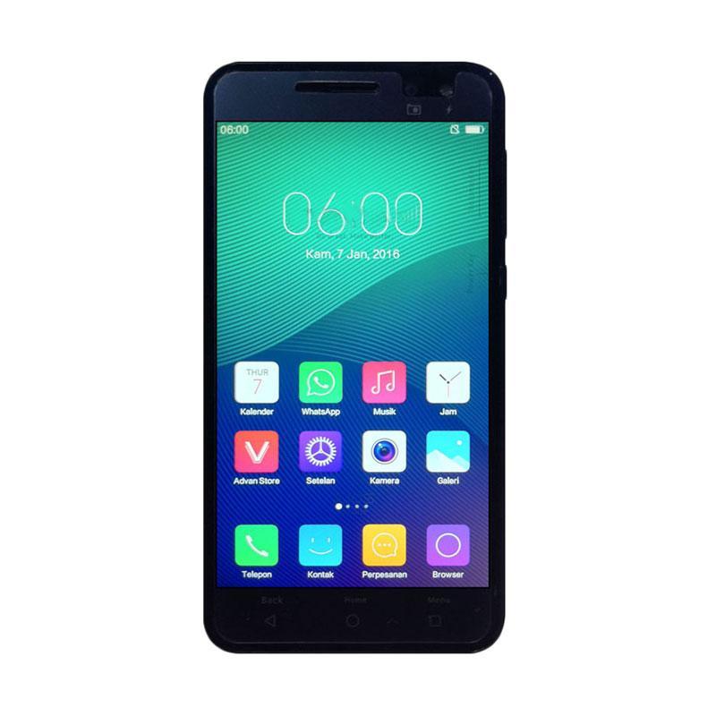 Advan i5E Smartphone - Dark Grey [16GB/ 2GB]