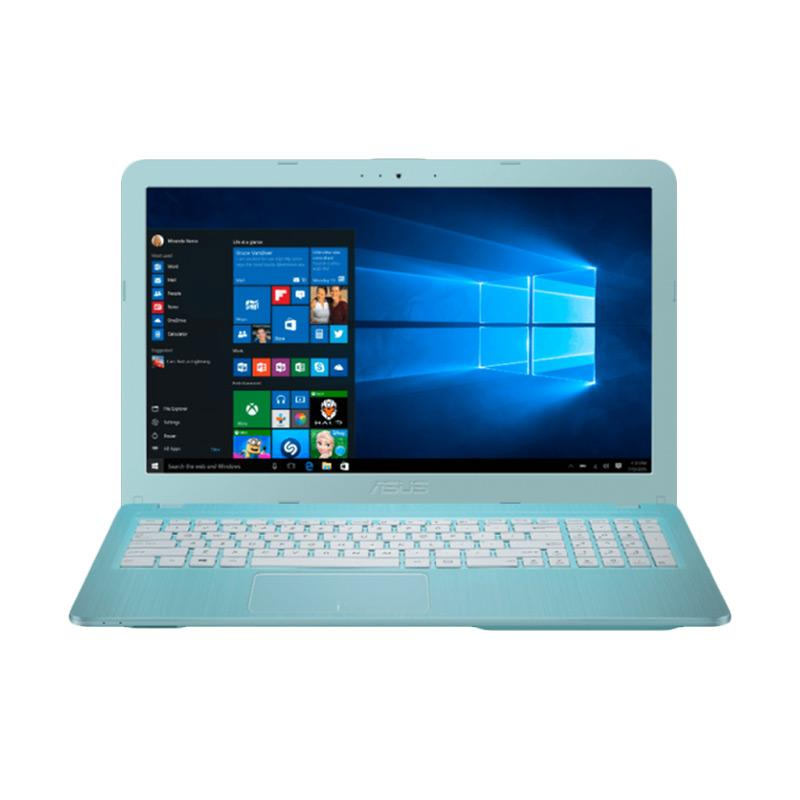 harga Asus X441SA-BX005D Notebook - Aqua Blue [N3060/ 2GB/ 14Inch] Blibli.com