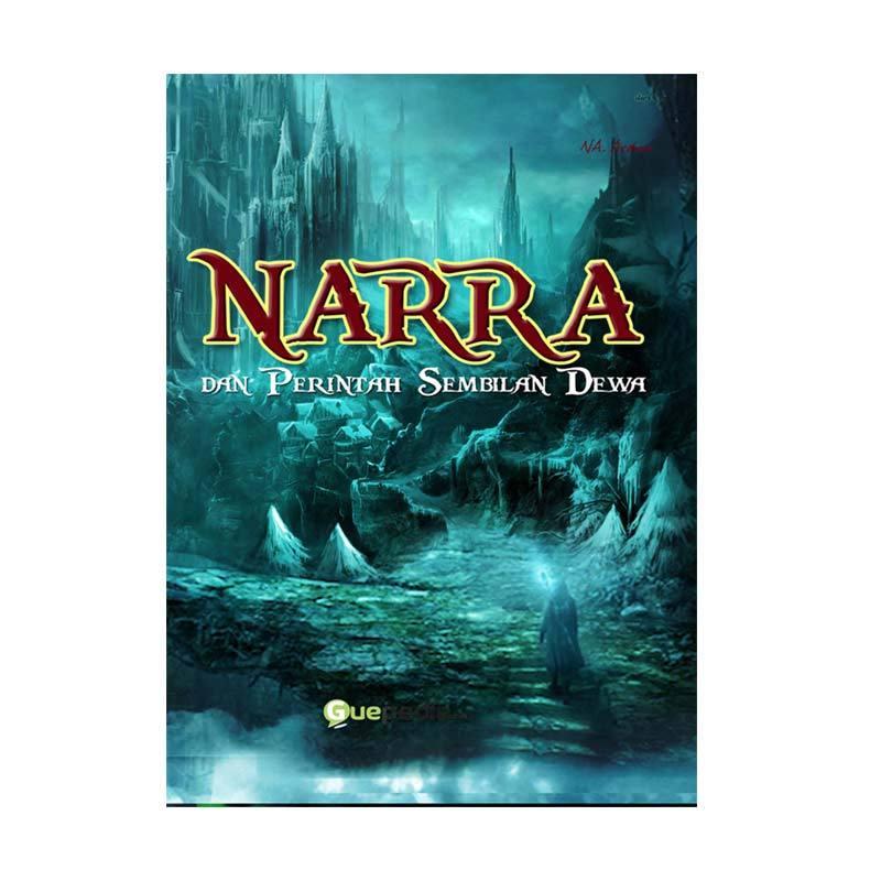 Guepedia Narra dan Perintah Sembilan Dewa by NA. Ardan Buku Novel