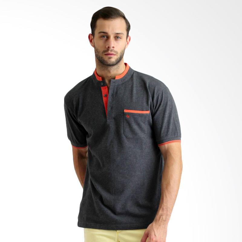 Labette 102630219 Polo Shirt - Dark Grey Extra diskon 7% setiap hari Citibank – lebih hemat 10% Extra diskon 5% setiap hari