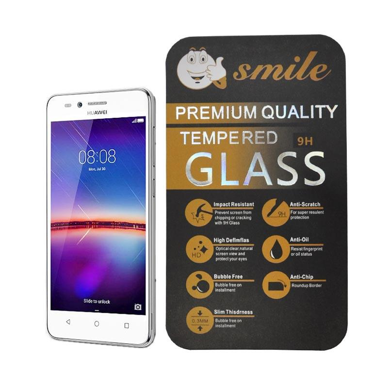 Smile Tempered Glass Screen Protector for Huawei Y3 II