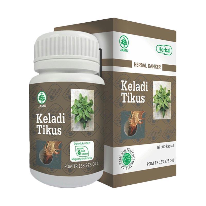 Herbal Indo Utama Keladi Tikus HIU