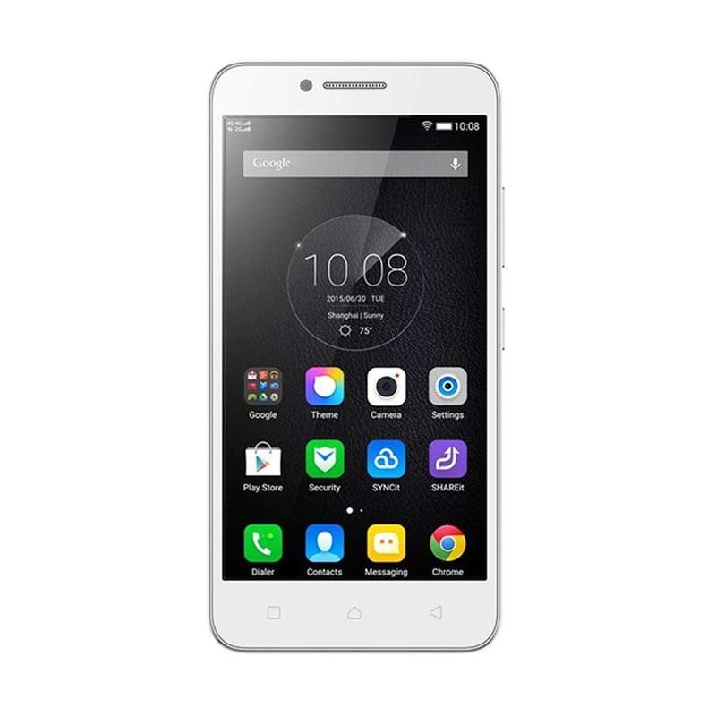 harga Lenovo A2020 Smartphone - White [8GB] Blibli.com