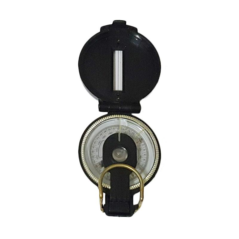 Sellery 07-102 Compass with Lens - Black