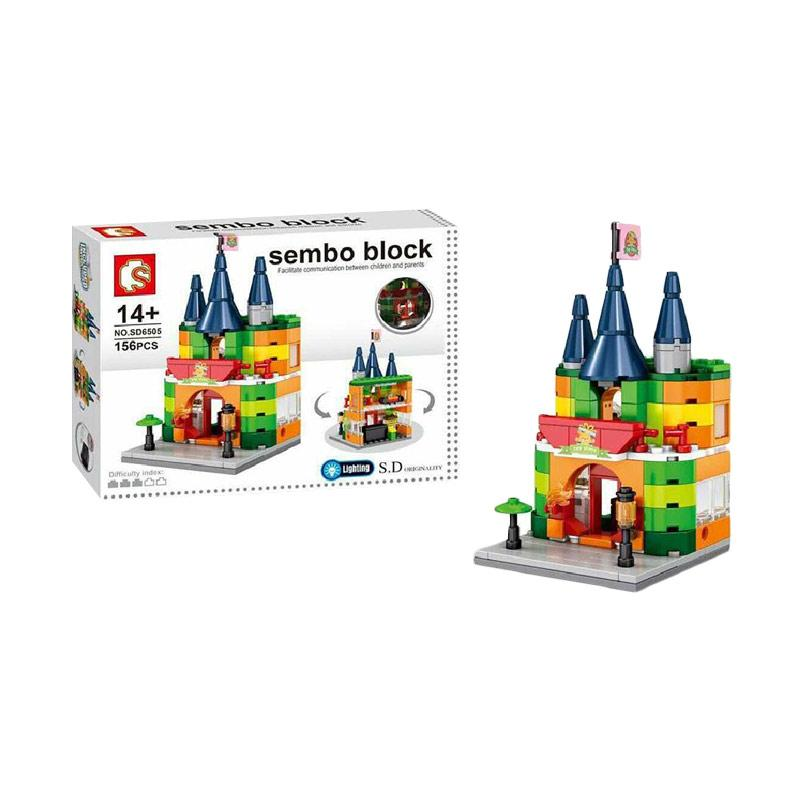 Sembo Sd6505 Toy Store Mini Blocks