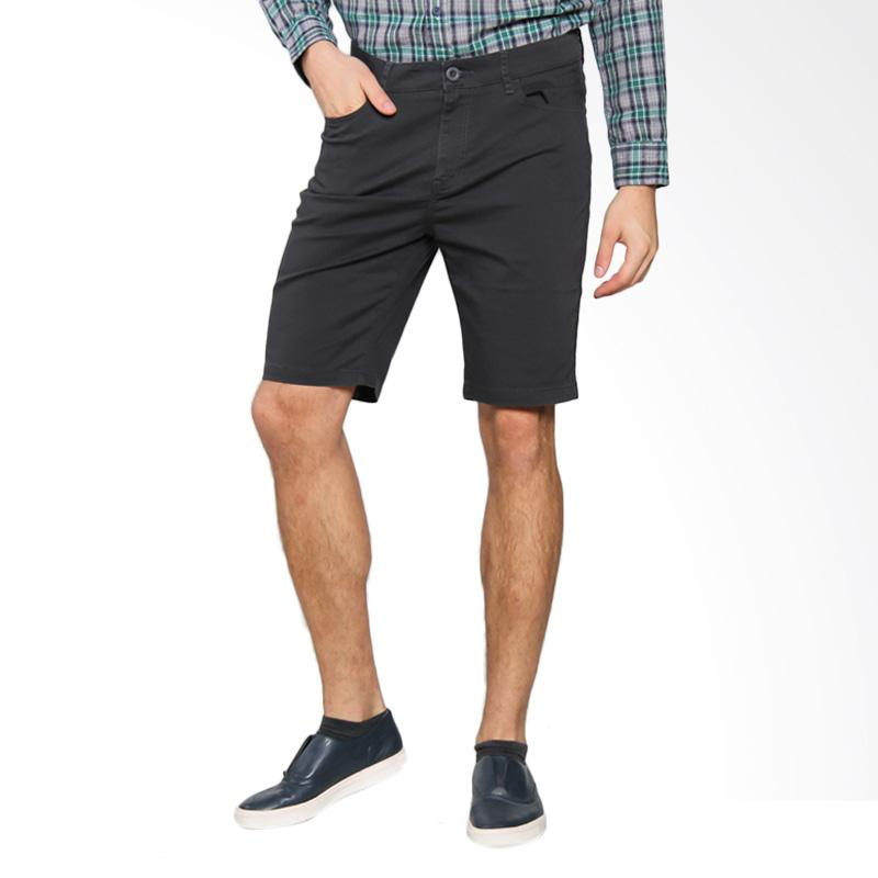 3SECOND 3sco Relaxed Pants - Grey 102041714