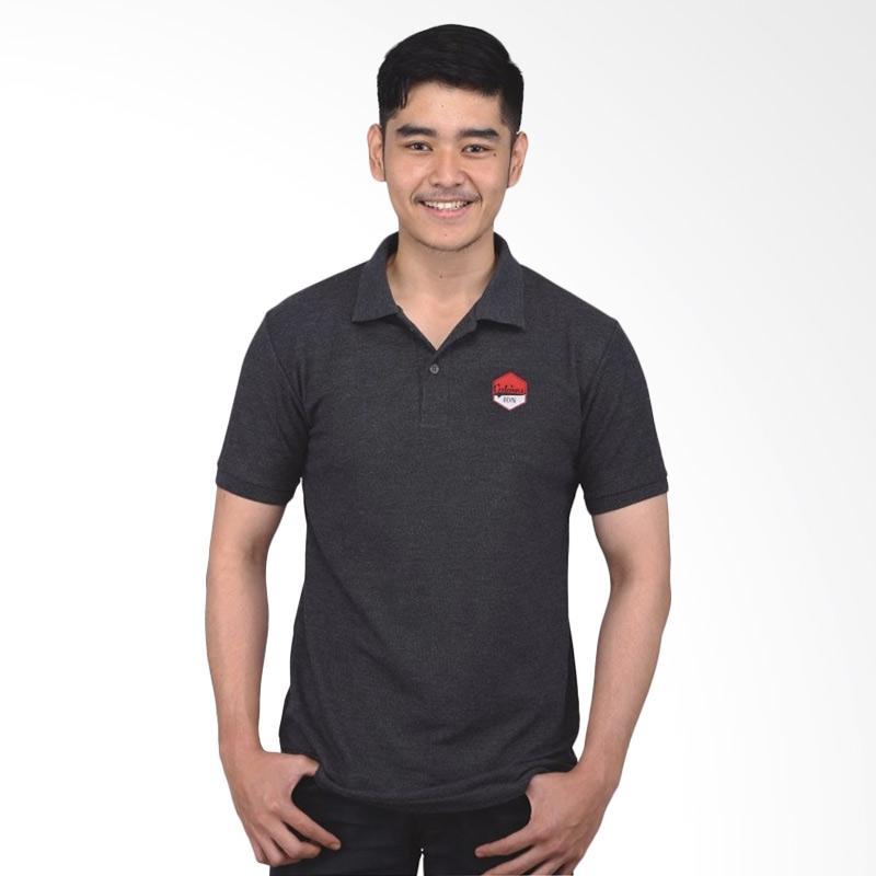 Catenzo Daniele PL 911 Wangki Polo Shirt Pria Extra diskon 7% setiap hari Extra diskon 5% setiap hari