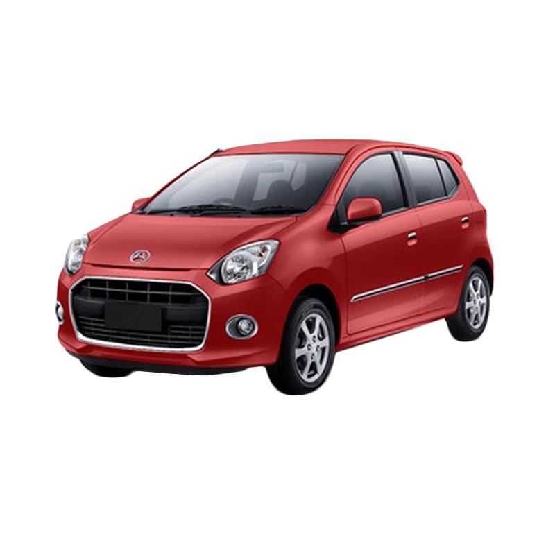 Daihatsu Ayla M Mobil - Red Solid Extra diskon 7% setiap hari Extra diskon 5% setiap hari Citibank – lebih hemat 10%