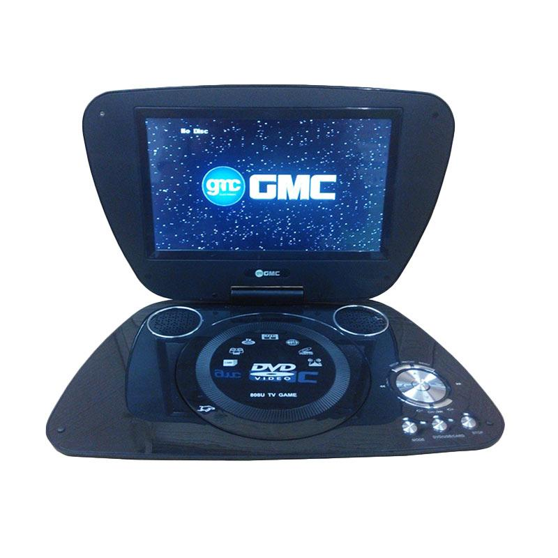 GMC DVD Player Portable with Radio & LCD TV [9 Inch]