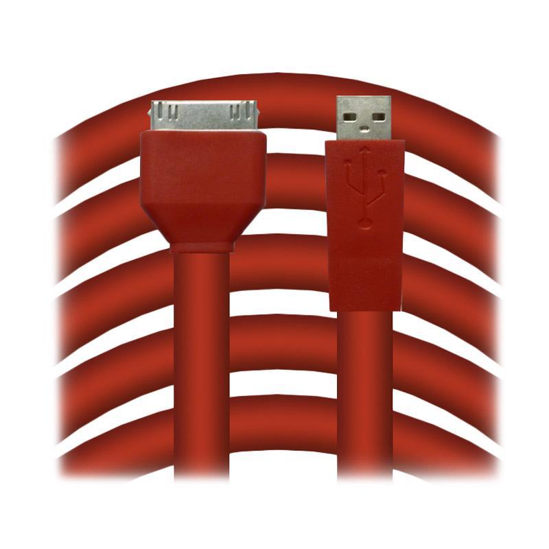 Jireh GR 06 Kabel USB to iPhone 4 30 PIN [3 m]