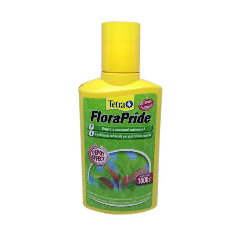 harga Tetra Flora Pride Pupuk Cair [250 mL] Blibli.com