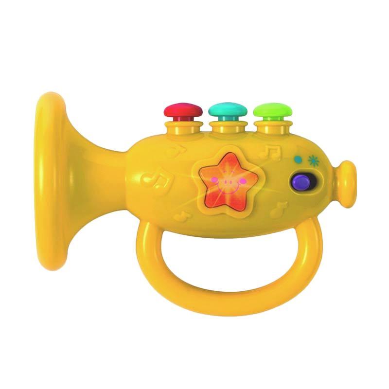 Winfun Baby Musical Trumpet Mainan Anak