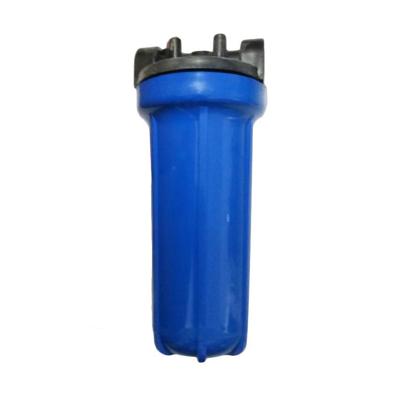 Bluegold Housing Filter Nanotec - Biru [3/4 10 Inch]