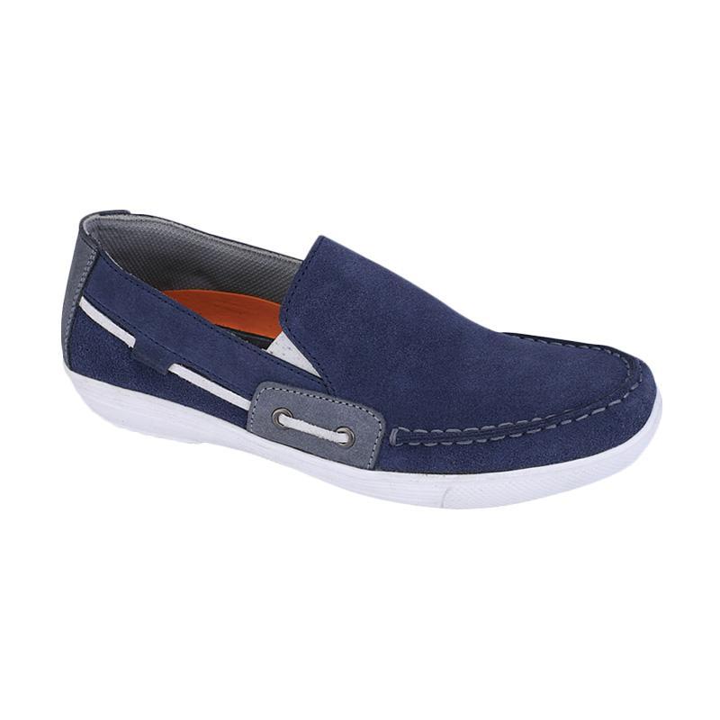 Catenzo MA 001 Sepatu Kasual Pria - Blue