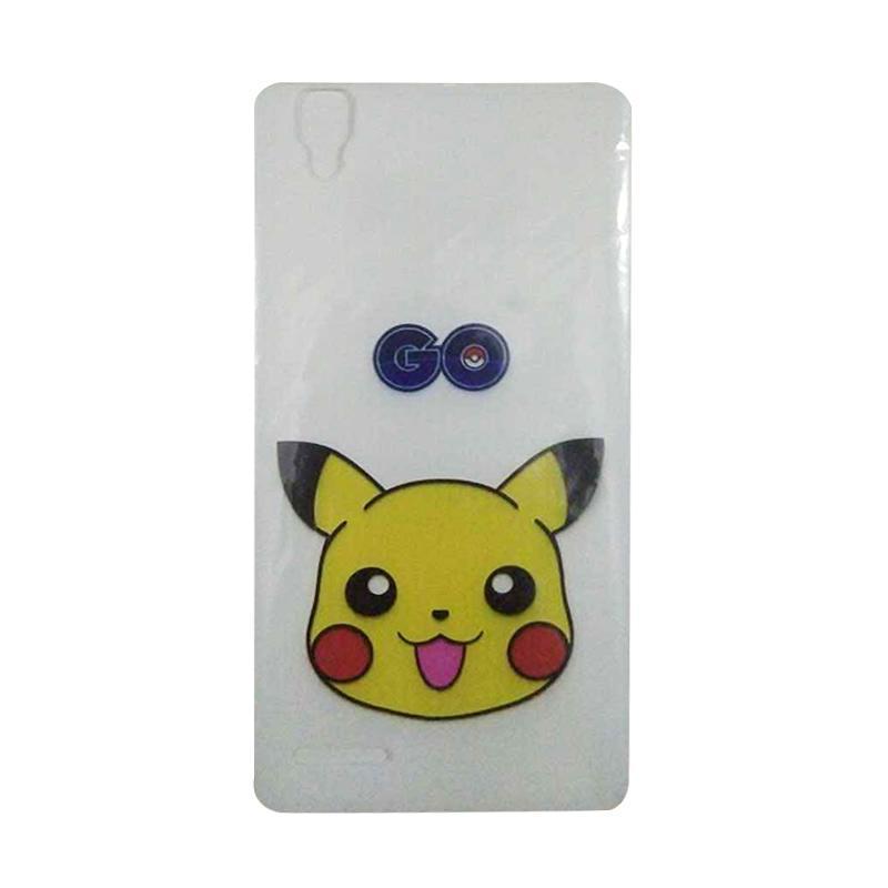 FDT TPU Pokemon 005 Casing for Oppo F1 A35